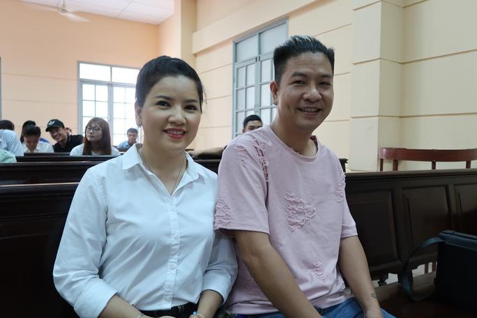 Diễn viên Ngọc Trinh thắng kiện nhà hát - Ảnh 1.