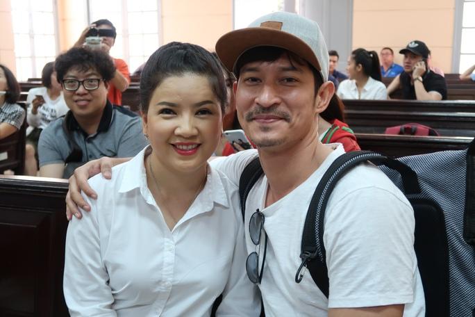 Diễn viên Ngọc Trinh thắng kiện nhà hát - Ảnh 5.