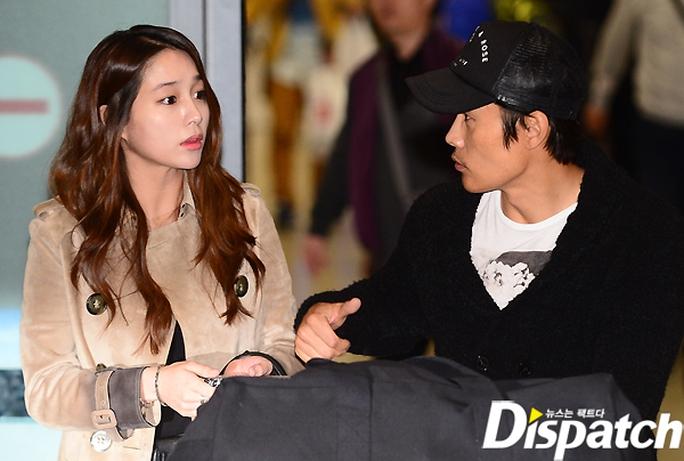 Vợ chồng Lee Byung Hun thăm Đà Nẵng - Ảnh 4.