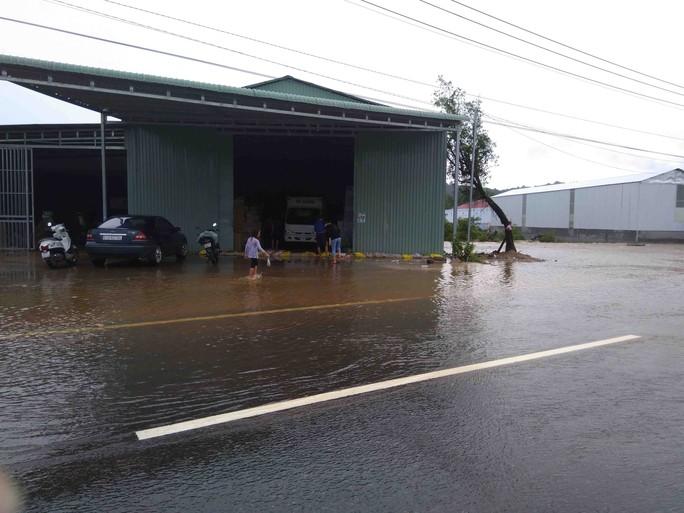 Phú Quốc: Nhà dân bị ngập do suối thoát nước bị lấn - Ảnh 2.