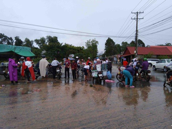 Phú Quốc: Nhà dân bị ngập do suối thoát nước bị lấn - Ảnh 5.