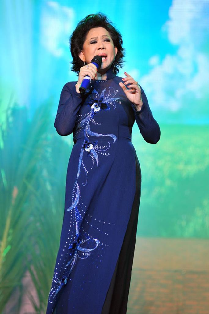 Sau mổ tim, ca sĩ Giao Linh nghỉ hát nửa năm - Ảnh 1.