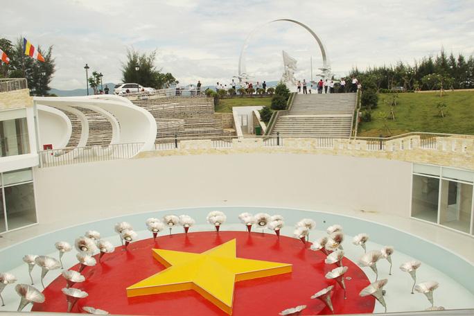 Chiêm ngưỡng Khu tưởng niệm Gạc Ma từ trên không - Ảnh 15.