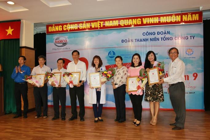 640 CNVC-LĐ SAMCO tham gia hiến máu nhân đạo - Ảnh 4.