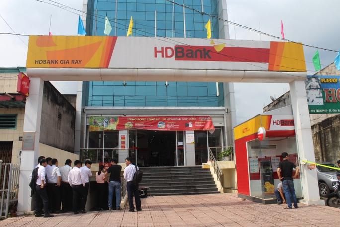 Thông tin mới nhất vụ cướp ngân hàng ở Đồng Nai - Ảnh 1.