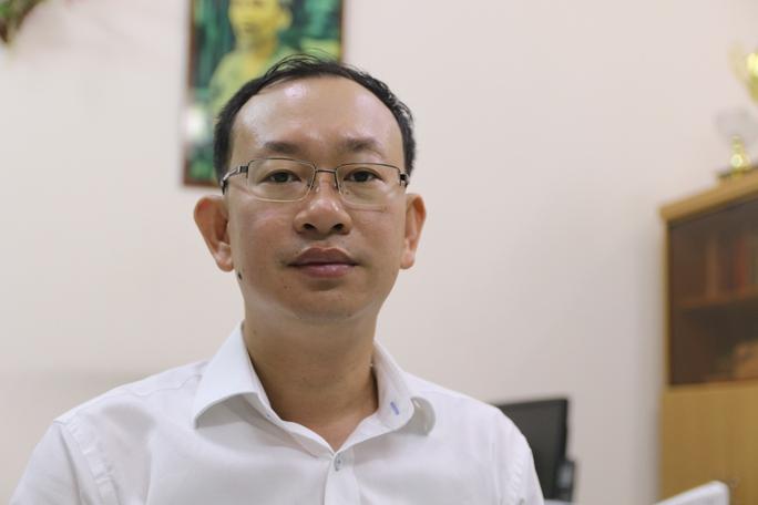 Ông Nguyễn Quốc Thái, Phó chủ tịch UBND quận Tân Phú (TP HCM)