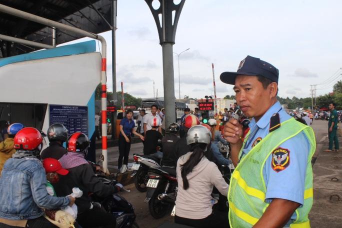 BOT tuyến tránh Biên Hòa lại xả trạm - Ảnh 9.