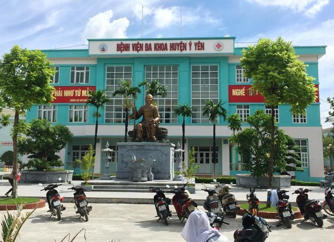 Thai nhi chết lưu, bệnh viện hỗ trợ 100 triệu đồng - Ảnh 1.