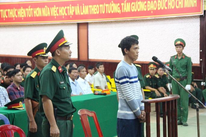 Kẻ giết quân nhân ở Phú Quốc lãnh án 19 năm tù - Ảnh 1.