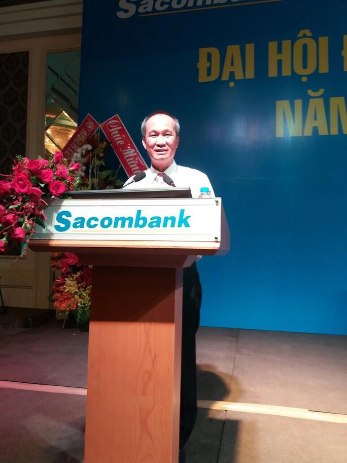 Ông chủ Him Lam chính thức làm chủ tịch HĐQT Sacombank - Ảnh 2.