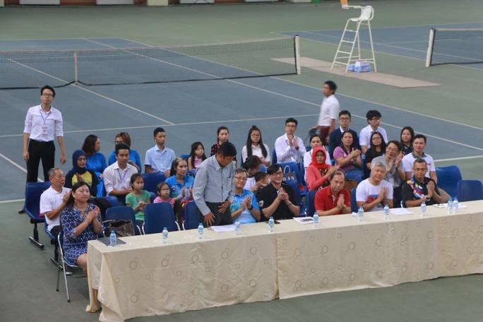Xem các nhà ngoại giao ASEAN tỉ thí thể thao - Ảnh 2.