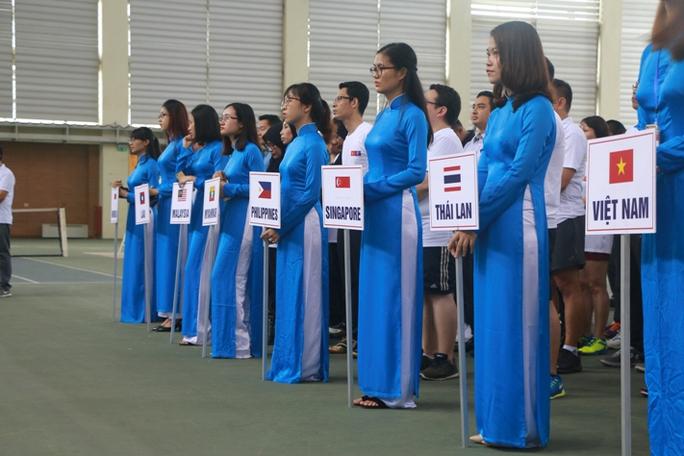 Xem các nhà ngoại giao ASEAN tỉ thí thể thao - Ảnh 4.