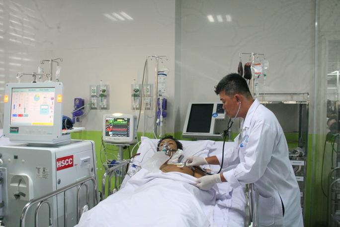 Bị bệnh nhưng ráng đi làm, anh công nhân đột tử giữa đường - Ảnh 1.