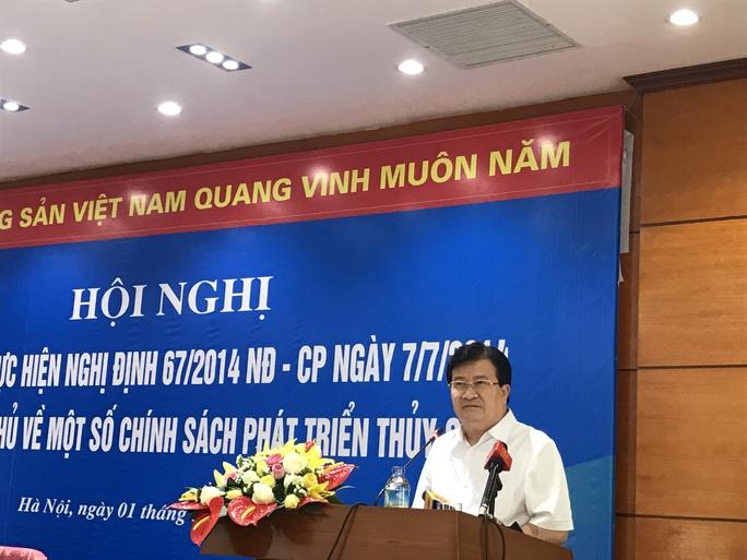 Phó Thủ tướng: Xử nghiêm sai phạm vụ đóng tàu vỏ thép - Ảnh 1.