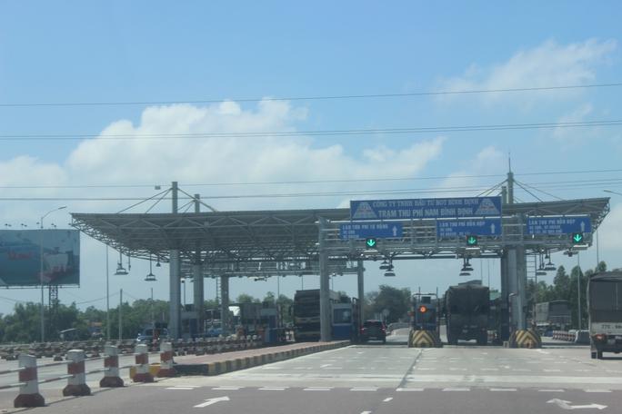 Bình Định: Đi 1,4 km đường BOT, phải trả phí 40,6 km! - Ảnh 2.