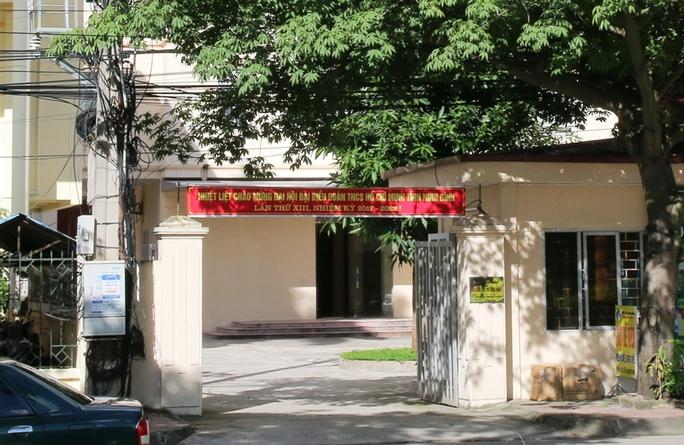 Bí thư Ninh Bình: Xử lý nghiêm vụ tố giám đốc sở tát lái xe - Ảnh 1.