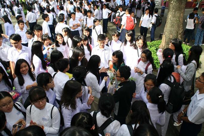 Lê Hồng Phong – Ngôi trường của những ngôi sao - Ảnh 4.