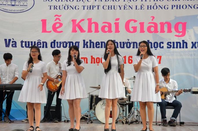 Lê Hồng Phong – Ngôi trường của những ngôi sao - Ảnh 5.