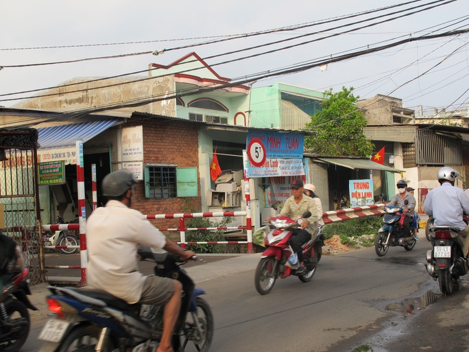 Hẻm 146 Ấp Chiến Lược (quận Bình Tân), nơi xảy ra vụ việc