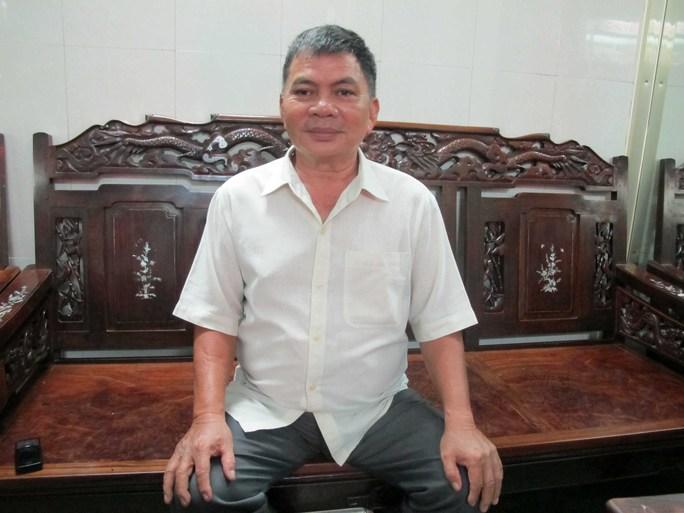 Ông Nguyễn Văn Thành