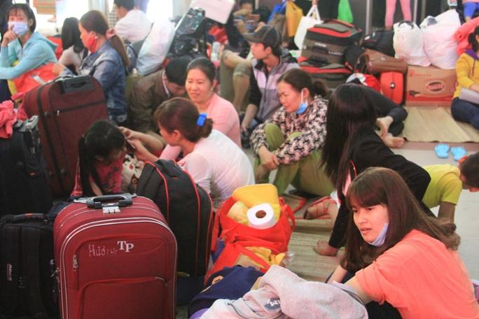 Những người con xa quê trước hành trình về quê thăm gia đình trong những ngày Tết Đinh Dậu 2017