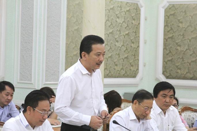 Ông Võ Trọng Nam, Phó Giám đốc Sở Văn hóa – Thể thao TP HCM đề xuất tổ chức lễ hội ánh sáng gồm 7 bộ phận cấu thành
