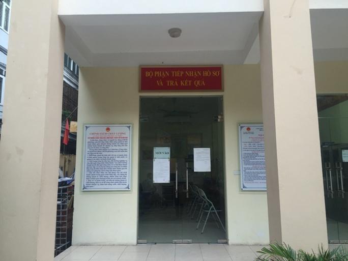Hà Nội kết luận phường Văn Miếu không gây khó xin giấy khai tử - Ảnh 2.
