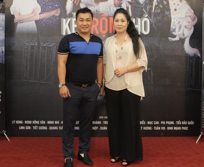 Lý Hùng trở lại với phim về nạn trộm chó - Ảnh 1.