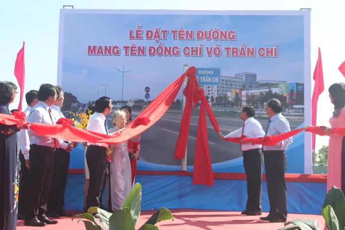 TP HCM có tên đường Võ Trần Chí - Ảnh 1.