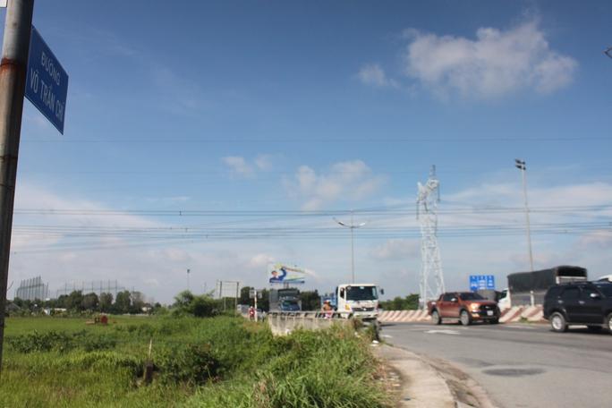 TP HCM có tên đường Võ Trần Chí - Ảnh 3.