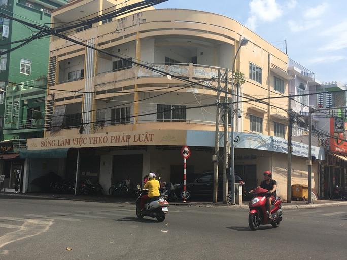 Trụ sở cũ của Sở Tư pháp tại TP Vũng Tàu được bán đấu giá thành công với giá 21,8 tỉ đồng
