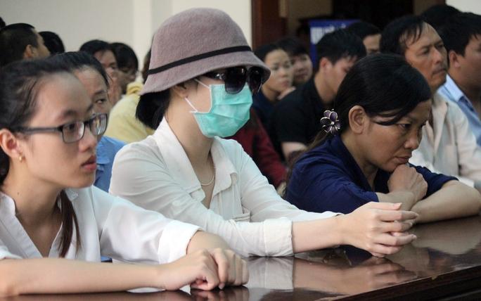 Vụ nữ sinh bị tạt axít mù mắt: Tôi và gia đình không thể tha thứ - Ảnh 3.