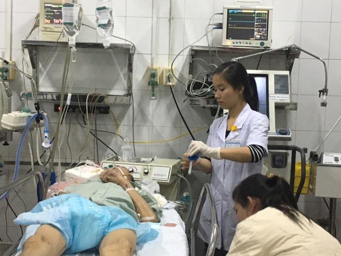 Nhiều ca cấp cứu tai nạn giao thông với tình trạng chấn thương rất nặng
