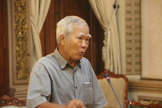 Chủ tịch Nguyễn Thành Phong: Giải quyết có lợi nhất cho dân  - Ảnh 1.
