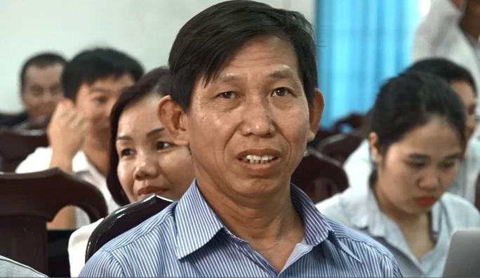 VKSND TP Biên Hòa tiếp tục xin lỗi người bị oan - Ảnh 1.