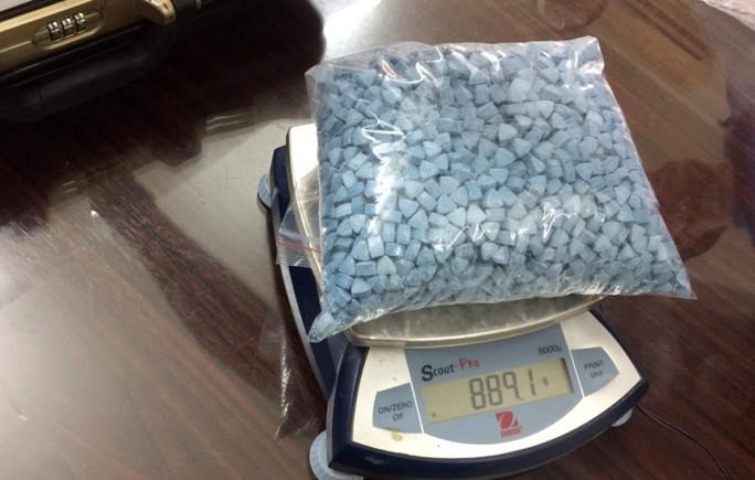 26.700 viên ma túy tổng hợp từ Hà Lan chuyển phát nhanh về Việt Nam - Ảnh 1.