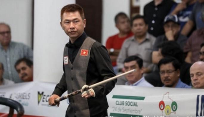 Thua đau tie-break, Mã Minh Cẩm giành HCĐ carom 3 băng thế giới - Ảnh 2.