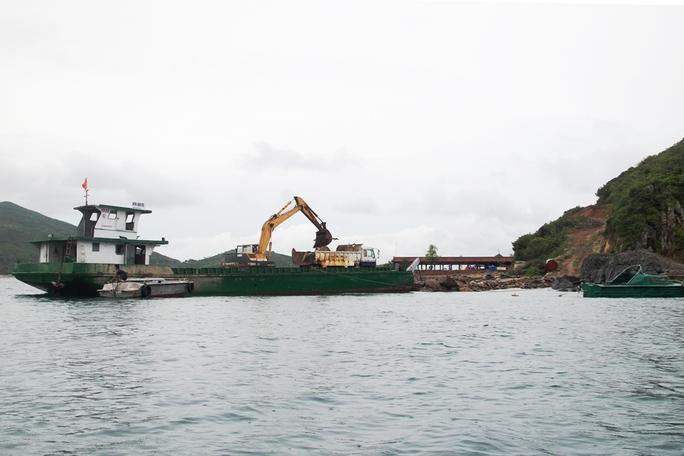 Cận cảnh hàng loạt dự án lấn biển xâu xé vịnh Nha Trang - Ảnh 12.