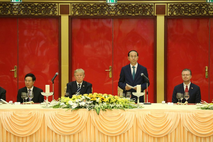 Tổng thống Donald Trump: Việt Nam là một trong những điều kỳ diệu của thế giới - Ảnh 7.