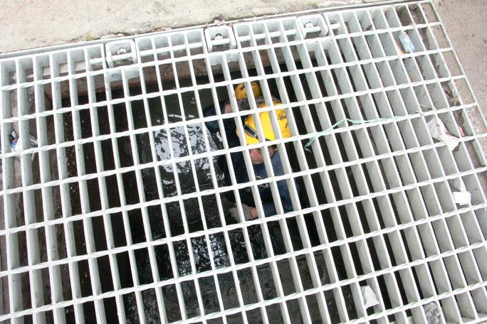 Tìm thủ phạm khiến siêu máy bơm thất thủ - Ảnh 6.