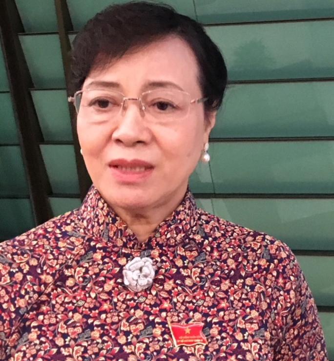 Bà Nguyễn Thị Quyết Tâm: Thủ tướng mạnh dạn phân cấp, Bộ ngành thì chưa - Ảnh 1.