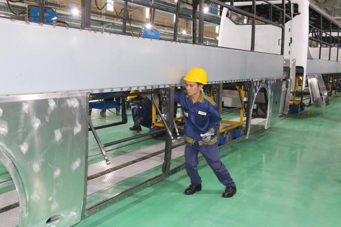 Trường Hải xuất khẩu gần 1.200 xe bus sang Thái, Đài Loan, Philippines, Campuchia - Ảnh 4.