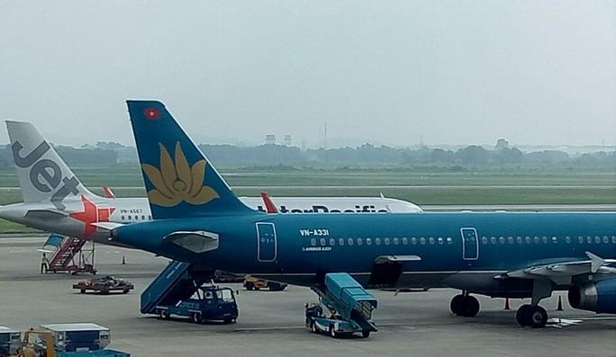 Vietnam Airlines không tăng giá vé máy bay Tết Mậu Tuất 2018 - Ảnh 1.