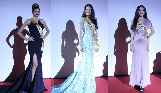 Màn chào sân ấn tượng của các thí sinh Miss Grand International 2017 - Ảnh 5.