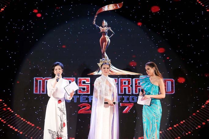 Màn chào sân ấn tượng của các thí sinh Miss Grand International 2017 - Ảnh 9.