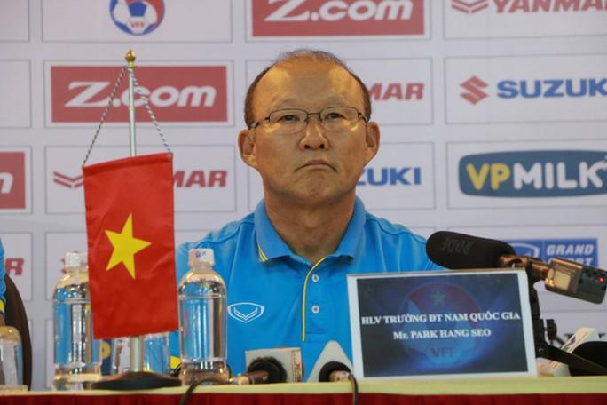 HLV Park Hang Seo tin Việt Nam đá bại Afghanistan trận ra mắt - Ảnh 1.