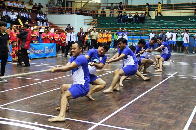 Ngày hội thể thao công đoàn Yến sào Khánh Hòa - Ảnh 2.