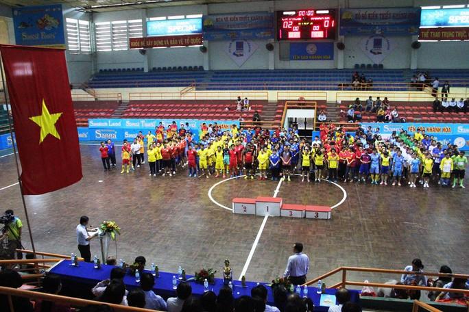 Ngày hội thể thao công đoàn Yến sào Khánh Hòa - Ảnh 6.