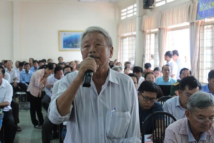 Cử tri huyện Củ Chi bức xúc về dự án Sài Gòn Safari - Ảnh 2.