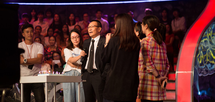 MC Lại Văn Sâm rời ghế nóng dẫn chương trình Ai là triệu phú - Ảnh 2.
